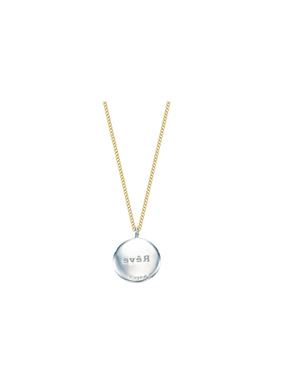 REVE NECKLACE/엘쁘